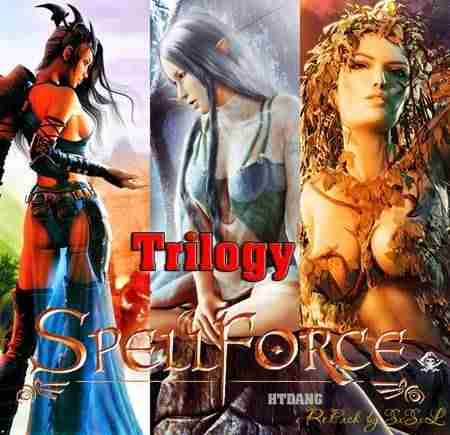 Descargar SpellForce 2 Trilogy [English][2006-2012][Repack Audioslave] por Torrent